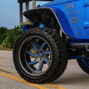 Blue Custom Jeep Wrangler-6