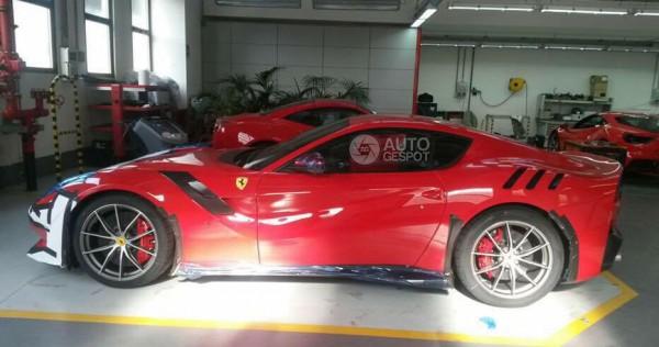 Ferrari F12tdf Spot-0