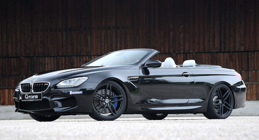 g power bmw m6 convertible gets 740 ps. Black Bedroom Furniture Sets. Home Design Ideas