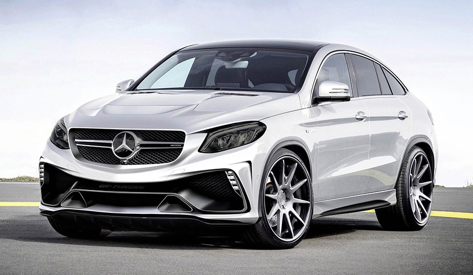 guru tuning mercedes gle 63 amg coupe. Black Bedroom Furniture Sets. Home Design Ideas