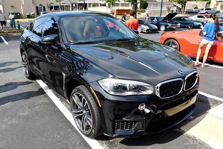 Hamann Bmw X6m Spotted In The Wild