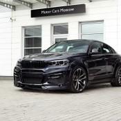 Lumma BMW X6-Black-2