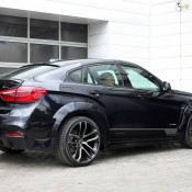 Lumma BMW X6-Black-7