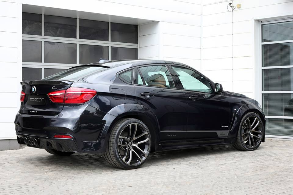 Gallery Lumma Bmw X6 Looks Dope In Black