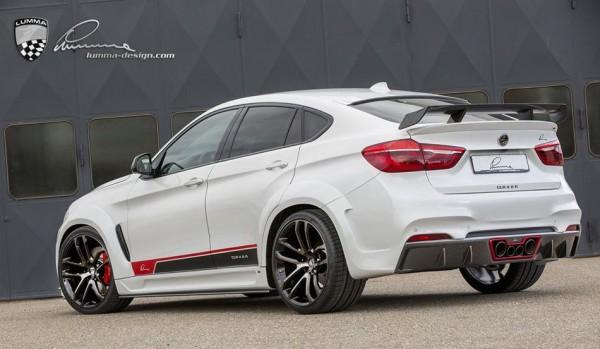 Lumma BMW X6-white-0