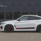 Lumma BMW X6-white-2