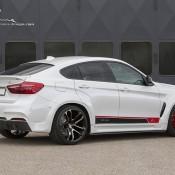 Lumma BMW X6-white-3
