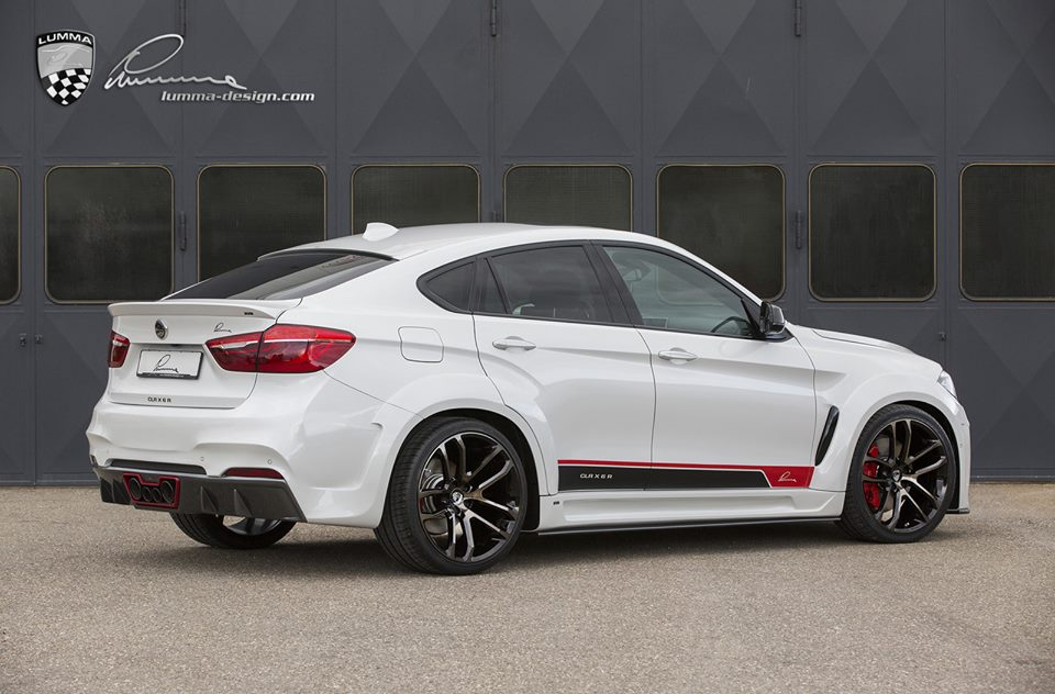 tuningcars lumma bmw x6 clr returns in new gallery. Black Bedroom Furniture Sets. Home Design Ideas