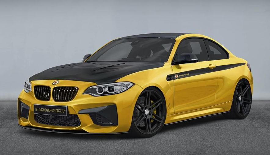 Manhart BMW M2 Preview