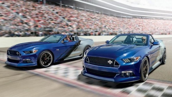 Neiman Marcus Ford Mustang-1