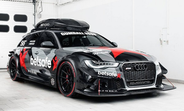 Olsson Audi RS6 DTM New