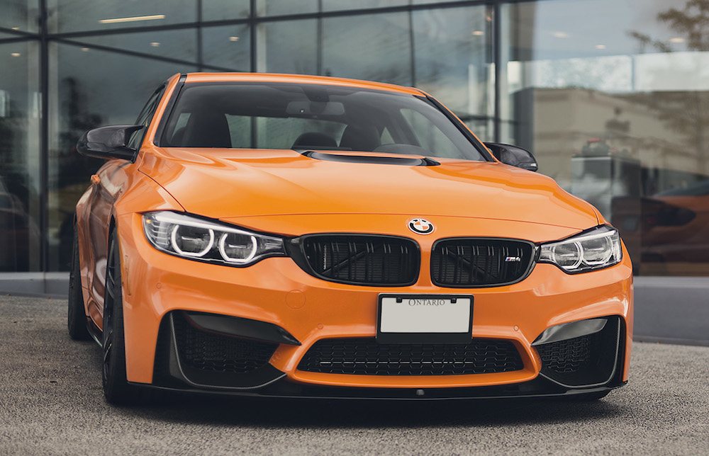 tuningcars orange crush bmw m4 by pffaf tuning. Black Bedroom Furniture Sets. Home Design Ideas