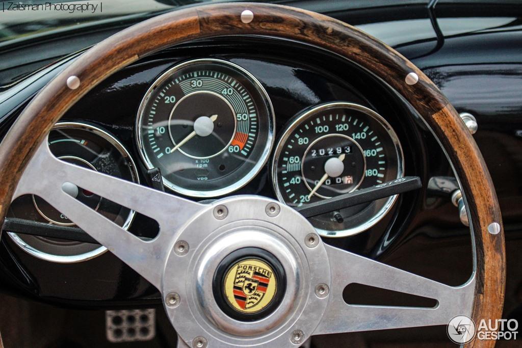 Porsche 356 550 Spyder Replica