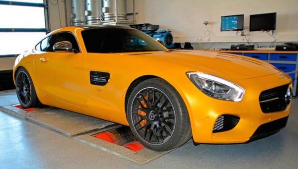 Posaidon Mercedes AMG GT-0