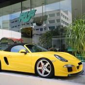 RUF Porsche Boxster 3800S-10