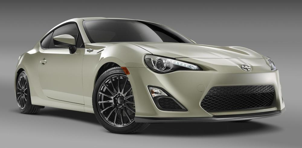 Scion FR S Release2 0 at Official: 2016 Scion FR S Release Series 2.0