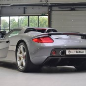 Seal Grey Porsche Carrera GT-1