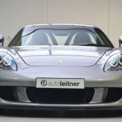Seal Grey Porsche Carrera GT-4