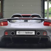 Seal Grey Porsche Carrera GT-5