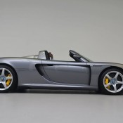 Seal Grey Porsche Carrera GT-7