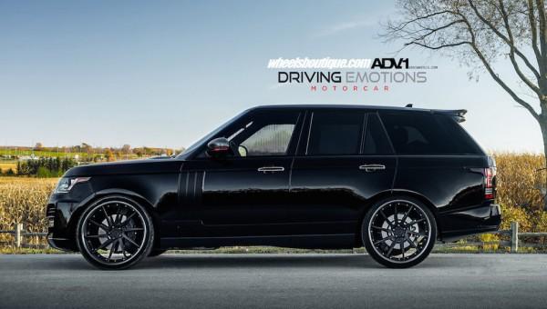 Startech Range Rover ADV1-1