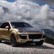 TopCar Cayenne Vantage Gold-10