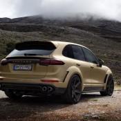 TopCar Cayenne Vantage Gold-11