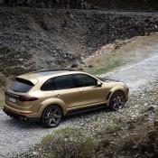 TopCar Cayenne Vantage Gold-12