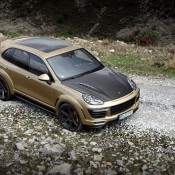 TopCar Cayenne Vantage Gold-14