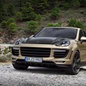 TopCar Cayenne Vantage Gold-2