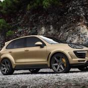 TopCar Cayenne Vantage Gold-3