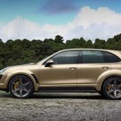 TopCar Cayenne Vantage Gold-4