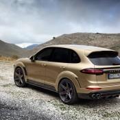 TopCar Cayenne Vantage Gold-5
