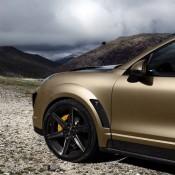 TopCar Cayenne Vantage Gold-6