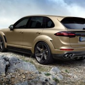 TopCar Cayenne Vantage Gold-8