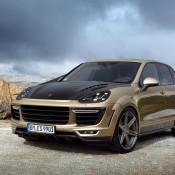 TopCar Cayenne Vantage Gold-9