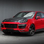TopCar Porsche Cayenne-Red-1
