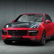 TopCar Porsche Cayenne-Red-2