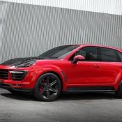 TopCar Porsche Cayenne-Red-3