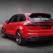 TopCar Porsche Cayenne-Red-8