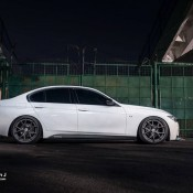 Tricked-out BMW 320i-5