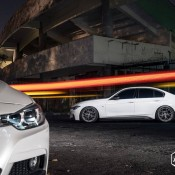 Tricked-out BMW 320i-8