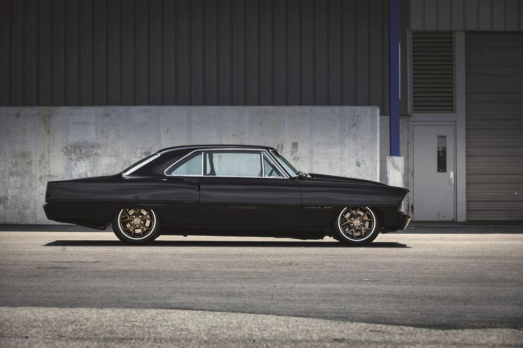 1967 Chevy Nova Resotmod Revealed At Sema