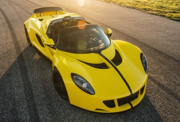 2016 Hennessey Venom GT-0