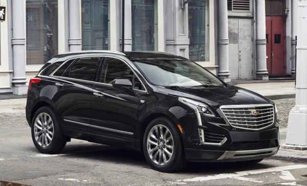 2017 Cadillac XT5: Details and Pictures