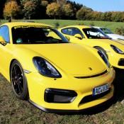 2x Porsche Cayman GT4-1
