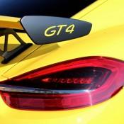 2x Porsche Cayman GT4-2