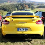 2x Porsche Cayman GT4-3