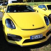 2x Porsche Cayman GT4-6