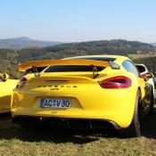 2x Porsche Cayman GT4-7